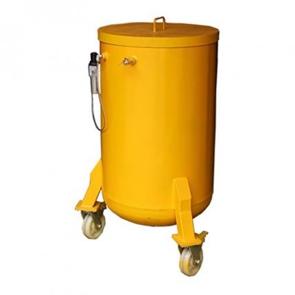 岩板加工-能博龙门式AC五轴供砂罐